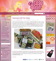 The New Soap Queen Blog